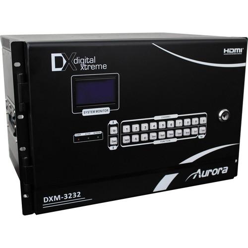 Aurora Multimedia 32 x 32 Digital Xtreme Matrix Switcher