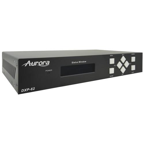Aurora Multimedia DXP-62 Presentation Scaler/Switcher