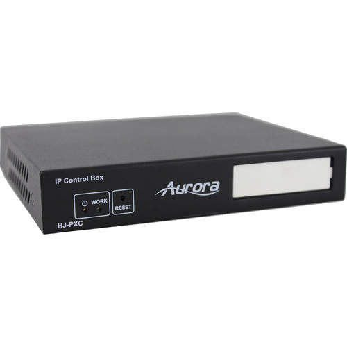 Aurora Multimedia HJ-PXC IP Control Device for the HPX and JPX Series