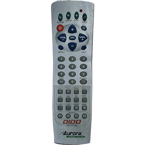 Aurora Multimedia IRC-14 Replacement Handheld IR Remote Control
