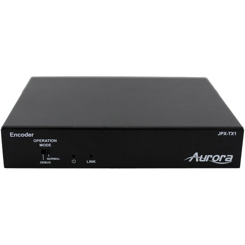 Aurora Multimedia JPX Series JPX-TX1 HDMI over IP Transmitter (Black)