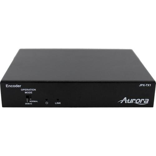 Aurora Multimedia HDMI to JPEG2000 Streaming Media Encoder