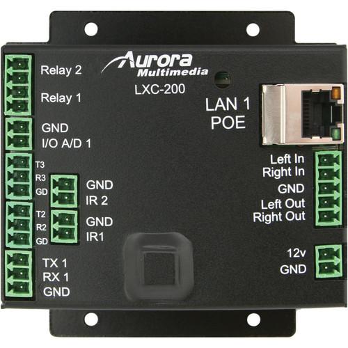 Aurora Multimedia LXC-200 Multi-Port Control System Expander