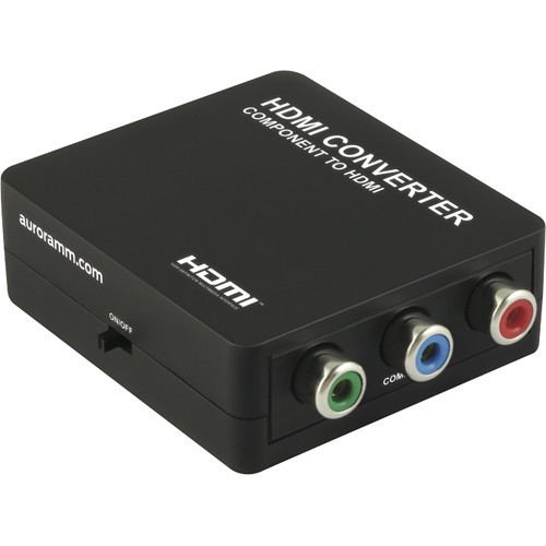 Aurora Multimedia MCX-CTH Component to HDMI Converter