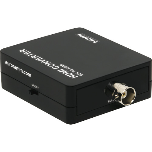 Aurora Multimedia MCX-STH 3G SDI to HDMI Converter