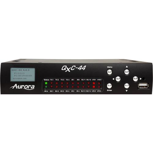 Aurora Multimedia Quad-Core IP Control System