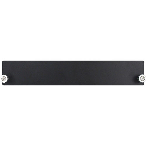 Aurora Multimedia Blank Plate for VLX-TC1 Transceiver Rack Mount