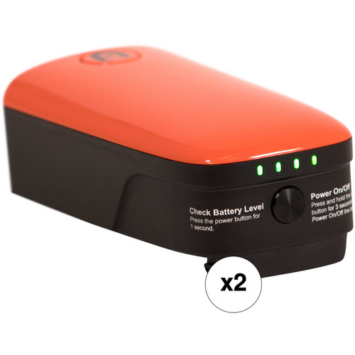 Autel Robotics 4300mAh Intelligent LiPo Battery for EVO Drones (Set of 2)