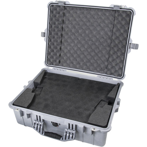 AutocueQTV Case for Prompters with Large Wide-Angle Hoods