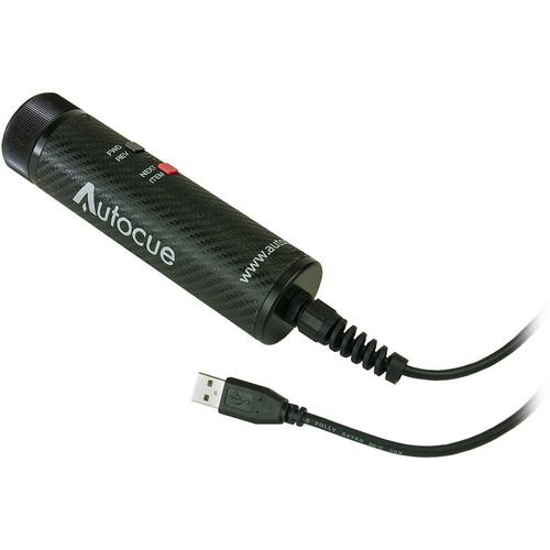 Autocue/QTV USB Two-Button Scroll Controller
