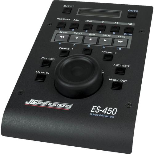 Autocue/QTV JL Cooper ES-450 SP RS-422 Controller