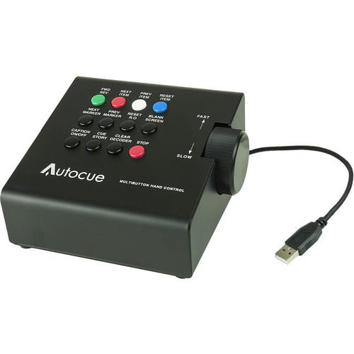 Autocue/QTV USB Multi-Button Scroll Control