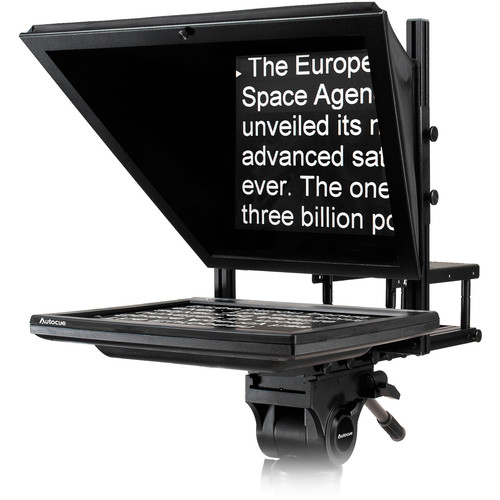 """Autocue/QTV 15"""" Complete Starter Series Teleprompter"""