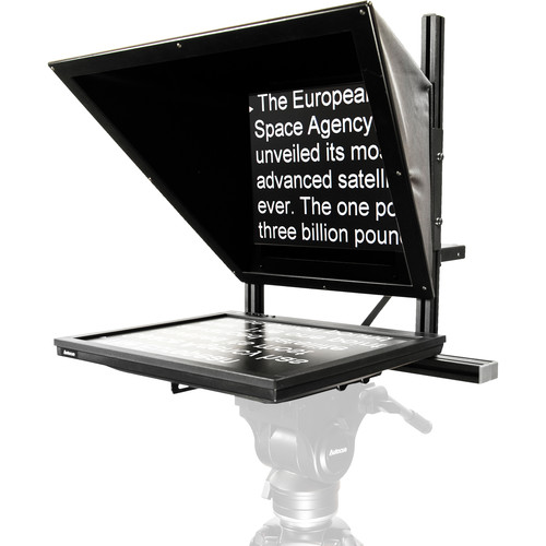 "Autocue/QTV 15"" Complete Starter Series Lite Teleprompter"