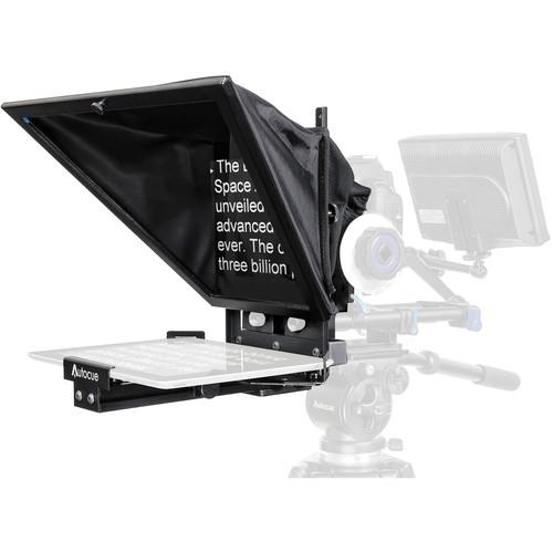 AutocueQTV Starter Series DSLR iPad and iPad Mini Prompter
