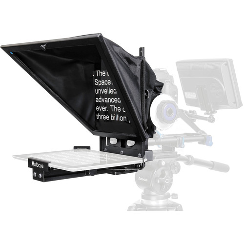 Autocue/QTV Starter Series DSLR iPad and iPad Mini Prompter