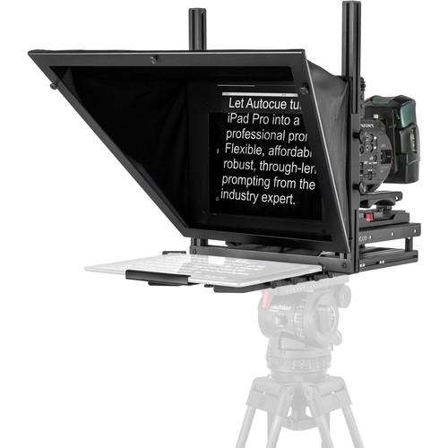 AutocueQTV Studio Teleprompter System for iPad Pro