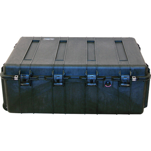 Autocue/QTV Transit Case for Intelligent Prompting On-Camera Packages