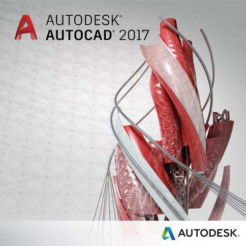 Autodesk AutoCAD 2017 with Basic Support (1-Year Subscription, Download)