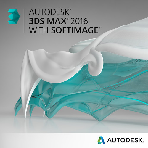 Autodesk 3ds Max 2017 with Basic Support (1-Year Subscription, Download)