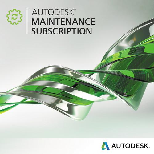Autodesk Map 3D Basic Maintenance Subscription (1 Year)
