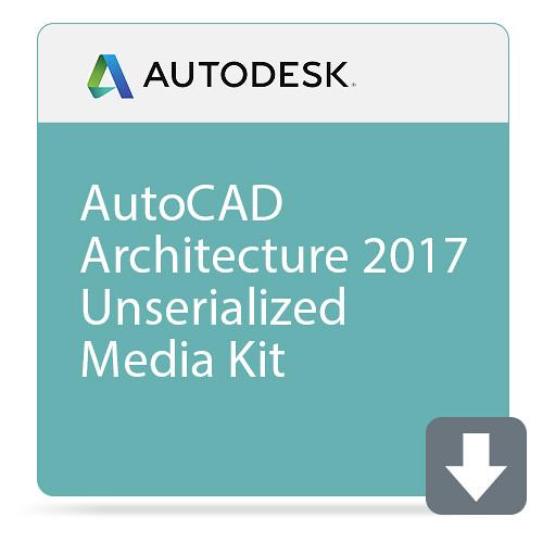Autodesk AutoCAD Architecture 2017 Unserialized Media Kit