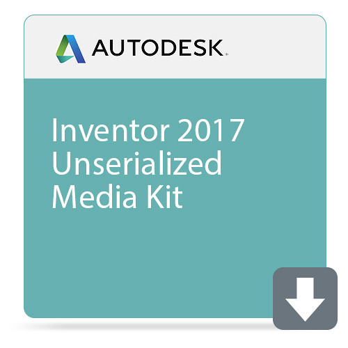 Autodesk Inventor 2017 Unserialized Media Kit