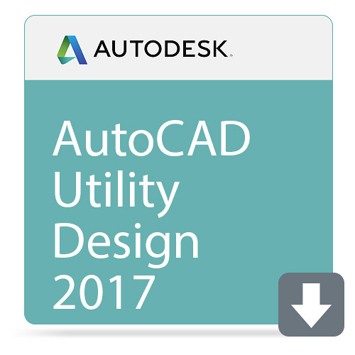 Autodesk AutoCAD Utility Design 2017 with Advanced Support (1-Year Subscription, Download)
