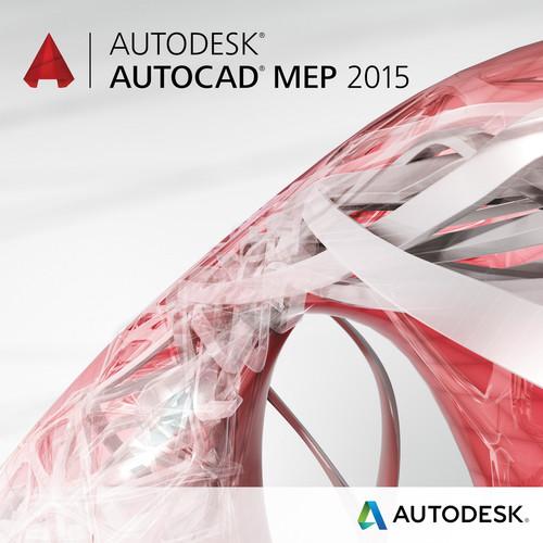 Autodesk AutoCAD MEP 2015 (Download)