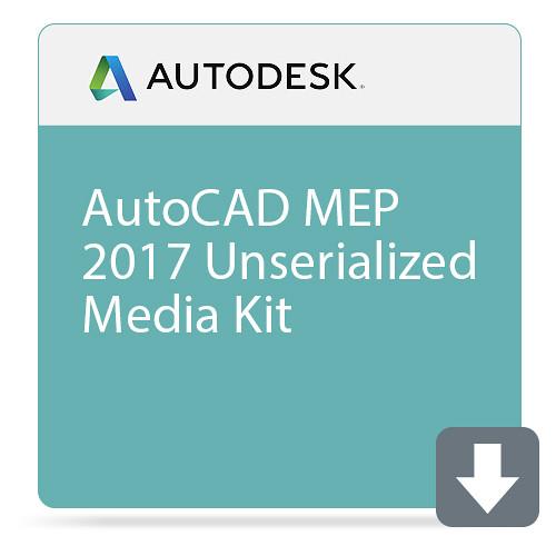 Autodesk AutoCAD MEP 2017 Unserialized Media Kit