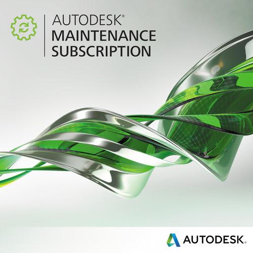 Autodesk Civil 3D Advanced Maintenance Subscription (1 Year)