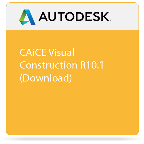 Autodesk CAiCE Visual Construction R10.1 (Download)