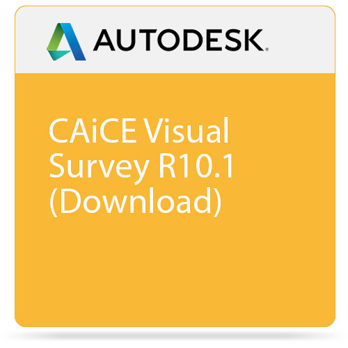 Autodesk CAiCE Visual Survey R10.1 (Download)