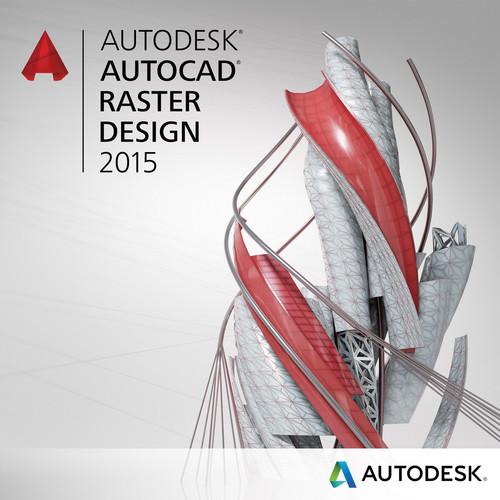 Autodesk AutoCAD Raster Design 2015 (Download)