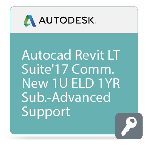 Autodesk AutoCAD Raster Design 2017 with Advanced Support (1-Year Subscription, Download)
