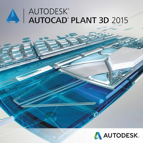 Autodesk AutoCAD Plant 3D 2015 (Download)
