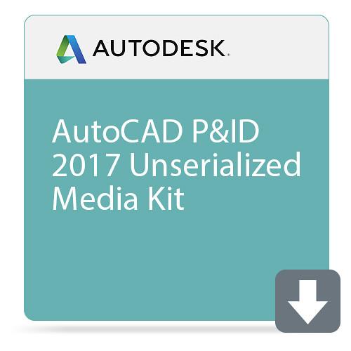Autodesk AutoCAD P&ID 2017 Unserialized Media Kit