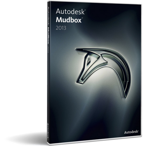 Autodesk Mudbox 2014 Commercial Subscription (1 Year)