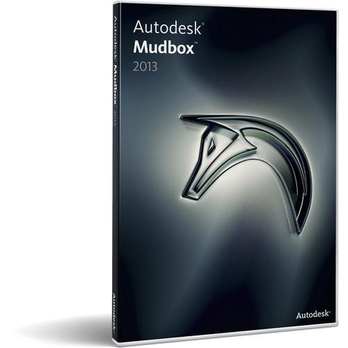 Autodesk Mudbox 2013 (NLM)