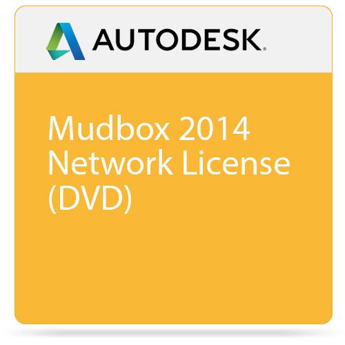 Autodesk Mudbox 2014 Network License (DVD)