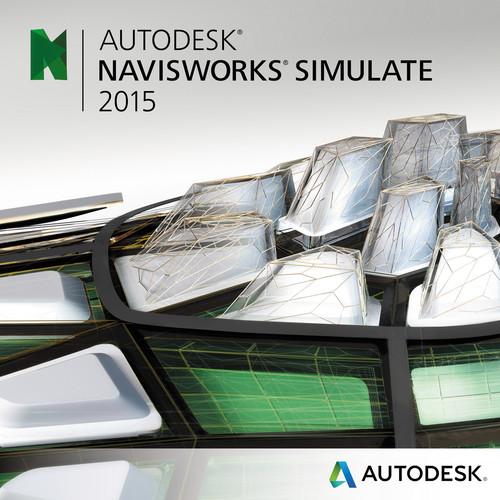 Autodesk Navisworks Simulate 2015 (Download)