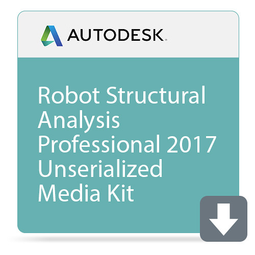 Autodesk Robot Structural Analysis Professional 2017 Unserialized Media Kit