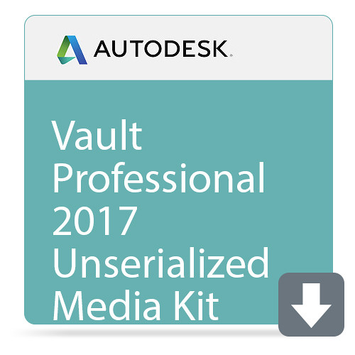 Autodesk Vault Professional 2017 Unserialized Media Kit