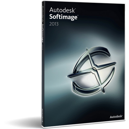 Autodesk Softimage 2013 Commercial Subscription with Advanced Support (1 Year)