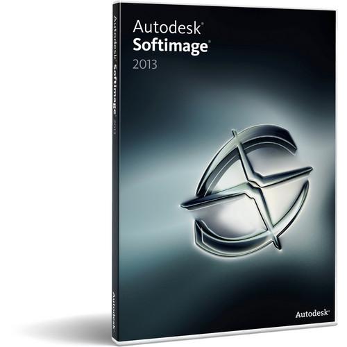 Autodesk Softimage 2013 (NLM)