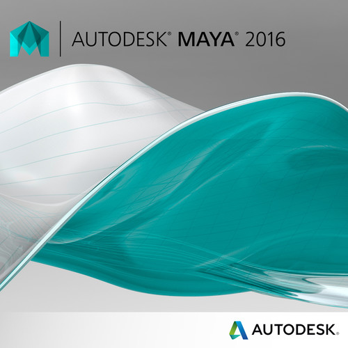 Autodesk Maya 2016 with Basic Support (1-Year Subscription, Download)
