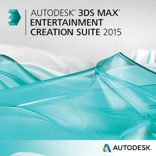 Autodesk 3ds Max Creation Suite Standard 2015 (Download)