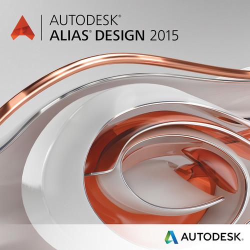 Autodesk Alias Design 2015 (Download)