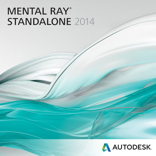 Autodesk Mental Ray 2014 Network License (Electronic Download)