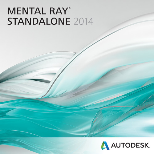 Autodesk Mental Ray 2014 for Mental Ray 2013 Users (Electronic Download)